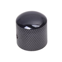 Wholesale tone electric guitar for sale - 2 of Black Electric Guitar Volume Tone Control Knob