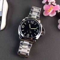 Wholesale Military Diving Watches - 2018 Luxury Brand Men Watch All stainless steel Replicas Movement Water Resistant Military sports Watches AAA Quality Master Diving Watch
