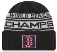 Wholesale baseball braids online - factory price Boston WS Champions World Series cap Champs Knit Adjustable hat Caps Baseball High Quality Sports Cap