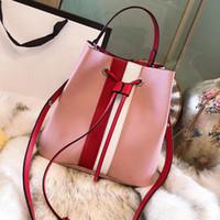 saçaklar için poşetler toptan satış-NOE NOE İpli kova çanta Epi deri omuz çantaları lüks tasarımcı çanta çantalar moda çanta fringe crossbody çanta marka mochila