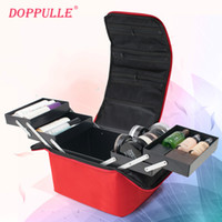 Professional Makeup Storage Cases NZ   Women Professional Makeup Organizer  Storage Case Large Capacity Shoulder Cosmetic