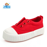 Wholesale plastic canvas kids - Free Shipping 2016 Hot sale Brand Fashion flat shoes Sneakers for boys girls kids Breathable Casual Canvas Shoes children glitter shoes