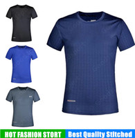 Wholesale natural running - NEW UA jogging clothing Running Style Man shirts Sweatshirts Hip Hop Sport CAUSAL TOP NEW shirts jersey vest street summer Gym fitness 046