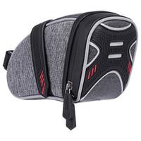 колесный крюк оптовых-Wheel Up Waterproof Bicycle Saddle Bag With Light Hook Bike Tube Rear Tail Seatpost Bag Bike Accessories
