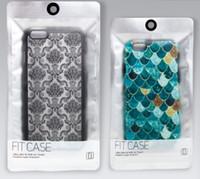 handys pakete großhandel-Silberner Kleinverpackungs-Beutel-Handy-Fall des Plastikreißverschluss-Schleifen-sandigen Silbers für iphone 6s 4,7 / 5,5 Note Note 4 Samsungs S5 S6