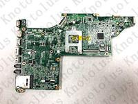 hp pavyonu için anakart dv7 toptan satış-615688-001 laptop anakart hp pavilion dv7 dv7-4000 dv7-4100 laptop anakart ddr3 için Ücretsiz Nakliye 100% test tamam
