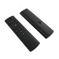 android-tv-box-bewegung großhandel-2.4G Air Mouse Funkfernbedienung für Android TV Box PC 6-Achs Motion Sensing IR Lerncontroller mit USB Empfänger