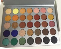Wholesale Easy X - New Hot The Jaclyn Hill Palette Eyeshadow X Jaclyn Hill Eyeshadow Palette 35colors eyeshadow palette DHL shipping+Gift