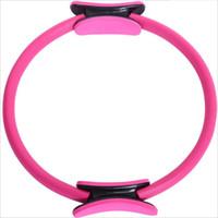 círculos de pilates al por mayor-Principiante Anillo de Yoga Culturismo Práctica La Cintura Pilates Círculos Para Hombre Mujeres Accesorios de Fitness Portátil Venta Caliente 14xg Ww