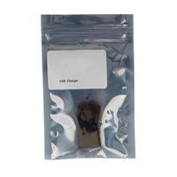 dhl kalem toptan satış-Coco Manyetik USB Şarj Kablosuz Şarj V2 COCO Pod Vape Kalem Elektronik Sigara Aksesuar Düz Piller DHL ücretsiz