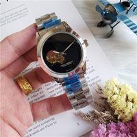 bracelets modernes achat en gros de-Modèle classique homme aaa Montre de luxe Or en acier inoxydable Montres-bracelets Montre célèbre designer moderne populaire Horloge masculine High quailty