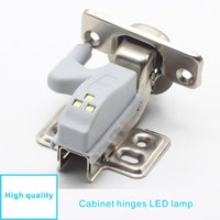 Wholesale hinges cabinets - Cabinet hinges LED lamp, suitable for storage cabinets, cabinet, wardrobe, dark room wooden door, LED lamp 40 thousand hours life.