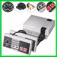 Wholesale wholesale video games online - New Arrival Mini TV Game Console Video Handheld for NES games with retail boxs hot sale