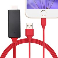 Wholesale ipad tv hdmi adapter for sale - Group buy Kebidu HDMI For Lightning Micro USB cable Adapter AV HD TV Converter for iPhone X S iPad MHL pin S1 S2