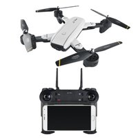ingrosso macchina fotografica a tamburi a fuoco-Hot SG700 Optical Drone Follow con fotocamera Selfie Drones con videocamera HD WiFi FPV Quadcopter Auto Return RC Dron Helicopter