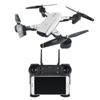 cámara de drone caliente al por mayor-Hot SG700 Optical Follow Drone con cámara Selfie Drones con cámara HD WiFi FPV Quadcopter Auto Return RC Dron Helicopter