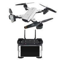 Wholesale record camera hot online - Hot SG700 Optical Follow Drone with Camera Selfie Drones with Camera HD WiFi FPV Quadcopter Auto Return RC Dron Helicopter