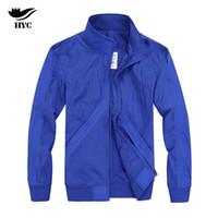 ingrosso migliori cappotti d'estate-All'ingrosso-HAI YU CHENG estate primavera giacca di base semplice Best Sell New Windbreaker cappotto maschile