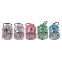 Wholesale bait knives - 5pcs Underwater LED Fishing Lure Light Deep Drop Fish Attract Colorful Lamp Colors Fishing Pesca Bait Lure Accessories