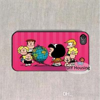 Wholesale iphone 5c funny for sale – best Phone Case new Funny Cartoon Mafalda cover plastic case for iPhone s s SE c s Plus X samsung galaxy note s9 plus