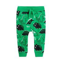 дизайн детских автомобилей оптовых-boys pants new designed baby pants kids cute cartoon with applique lovely cars boys spring autumn top brand