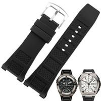 семейные ремни оптовых-30 мм силиконовый резиновый ремешок для часов ремешок для IWC часы Ingenieur Family IWC500501