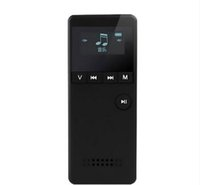 Wholesale blue recorder green resale online - Fashion Hifi MP4 player good quality product professional OEM and ODM factory