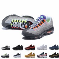 Wholesale shoes men free air online - 2018 Brand New Ultra th Air Anniversary OG Men Running Shoes Sports s Mens Trainers Tennis Sneakers maxes Size