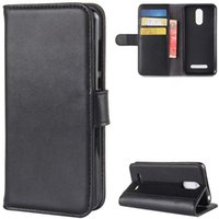 Wholesale leagoo phone resale online - Case For Leagoo M5 Edge Bags Magnetic Wallet Genuine Real Leather Phone Cover