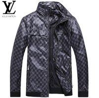 Wholesale wind windbreaker jacket - 2018 New anorak sunscreen jacket windbreaker streetwear hip hop kanye west wind breaker jaqueta masculina brand black clothing