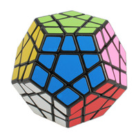 Wholesale Megaminx Cube - Shengshou 65mm Plastic Puzzle Game Megaminx Speed Magic Cube Educational Toys For Children Kids