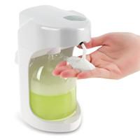 Wholesale Touchless Liquid Soap Dispensers - Automatic Liquid Soap Dispenser Smart Sensor Touchless Sanitizer Dispensador for Kitchen Bathroom