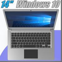 computadoras portátiles a precios al por mayor-2018 envío gratis 14 pulgadas mini computadora portátil Windows 10 2G 4GB RAM 32G 64GB emmc Ultrabook tableta portátil con el precio más bajo