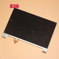 Wholesale tablet replacement screen lenovo - kodaraeeo For Lenovo Yoga Tablet 2 830 830L 830F Touch Screen Digitizer Sensor Glass With LCD Display Assembly Replacement