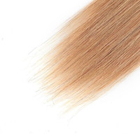 Wholesale 6a straight virgin human hair resale online - good source of materials Brazilian Human Hair Weave a Unprocessed Double Weft Inchs Brazilian Virgin Straight Hair Extension
