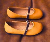 ingrosso scarpa fatta a mano-2018 wengkicks bambini pattini di cuoio genuini di alta qualità scarpe da ginnastica a mano per il tempo libero