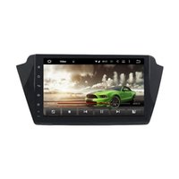 Wholesale din car dvd skoda for sale - Group buy Car DVD for Skoda Fabia inch full touch GB RAM Andriod with GPS Steering Wheel Control Bluetooth Radio