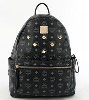summer new arrival Fashion punk rivet backpack school bag unisex backpack  student bag men travel STARK BACKPACK 232cbb1e09