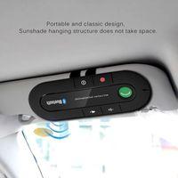 ingrosso visiera dell'altoparlante del bluetooth-Vivavoce Bluetooth Car Kit Altoparlante Bluetooth senza fili Telefono Lettore musicale MP3 Visiera parasole Vivavoce di alta qualità