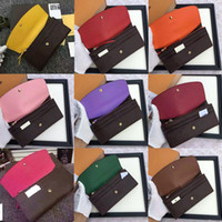 portefeuille multicolore pour dames achat en gros de-