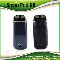Wholesale Quick Control - Authentic SMPO POD Starter Kits 1.8ml Cartridge Tank 650mAh Auto Temperature Control Quick Charging System Vape Pods Kit 100% Genuine