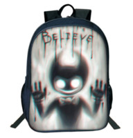 Wholesale solid ink printing online - Hot Cartoon Bendy And The Ink Machine Backpack For Students Bendy And Boris Kids Backpacks Teens Boys Girls Children School Bags