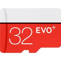 32gb sd kart bellek kartı toptan satış-2019 ÜCRETSIZ EVO 100% REA h2testw 8 GB 16 GB 32 GB 64 GB 128 GB YENI Orijinal EVO Artı Mikro SD SDHC UHS-I Sınıf 10 Hafıza Kartı