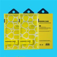 Wholesale Blister Packaging Case - Universal Mobile Phone Case Package PVC Plastic Retail Packing Box with Inner Blister for iPhone Samsung HTC Cell Phone Case Fit 5.7 inch