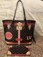 handtaschen stil europa großhandel-46 Stile Europa 2019 Luxus ds Frauen Taschen Handtasche Berühmte Designer Handtaschen Damen Handtasche Mode Einkaufstasche Frauen Shop Taschen Rucksack