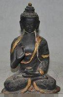 будда медицины оптовых-тибетский буддизм фане чистая бронза сакьямуни Шакьямуни Медицина Будда статуя