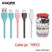Wholesale fast data transfer cables for sale – best Kucipa Ultra Speed Lesu Data Cable Micro USB Or Type C Charging Cable Fast Data Transfer cable m in One Bucket Packing