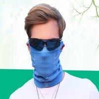 weibliche kopfmasken großhandel-Faltbare Maske Reiten Kopfbedeckung Skifahren Winddicht Schnell trocknend Belüftung Herbst Winter Männlich Weiblich Multi Color 12pp cc