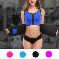 5bc2b984a6b29 Waist Cincher Sweat Vest Trainer Tummy Girdle Control Corset Body Shaper  for Women Plus Size S M L XL XXL 3XL