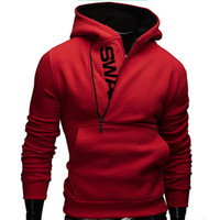 Wholesale assassins creed jacket online - 6XL Fashion Brand Hoodies Men Sweatshirt Tracksuit Male Zipper Hooded Jacket Casual Sportswear Moleton Masculino Assassins Creed